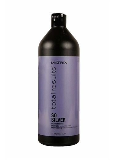 Matrix Matrix Total Results Color Obsessed So Silver Şampuan 1000 ml Renksiz
